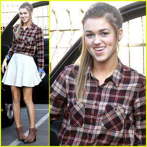 Sadie Robertson Got DWTS Advice From Candace Cameron Bure