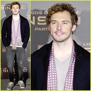 Sam Claflin Had to Give Up on Soccer After Injuring Himself