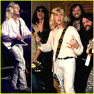 Scotty McCreery Was Spinal Tap For Halloween!