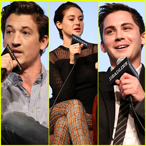 Shailene Woodley on Ansel Elgort: 'We're Back in the Brother-Sister Game'