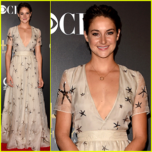 Shailene Woodley Wins an Award for 'Fault in Our Stars' at HFAs!
