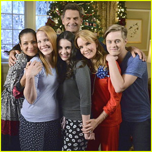 You've Never Seen Lucas Grabeel Like This Before - See New 'Switched At Birth' Holiday Episode Stills!