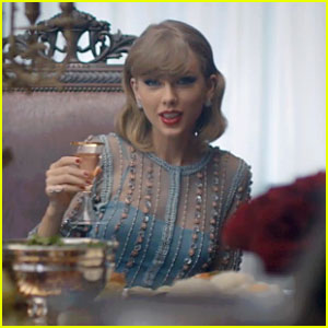 Taylor Swift's 'Blank Space' Video is Here for Real This Time!