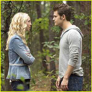Caroline & Stefan Team Up For A Big Rescue on 'The Vampire Diaries' Tonight