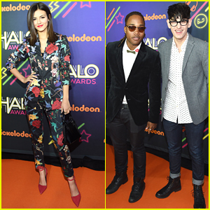 There Was A 'Victorious' Reunion At The Nickelodeon HALO Awards 2014 & It Was Fabulous!
