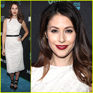 Amanda Crew Steps Out For Variety's Power Of Comedy After 'Silicon Valley' Golden Globe Nomination