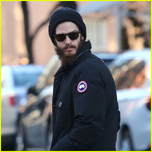 Andrew Garfield Runs Errands Without Emma Stone in NYC