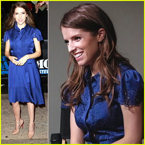 Anna Kendrick Talks About How Wearing A Corset For 'Into The Woods' Was Torture