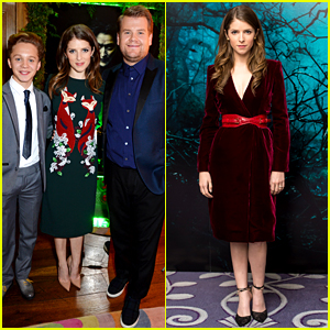 Anna Kendrick's Christmas Sweater Inspired Dress Is Not So Ugly!