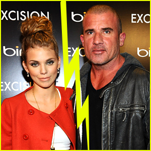 AnnaLynne McCord & Dominic Purcell Break Up (Exclusive)