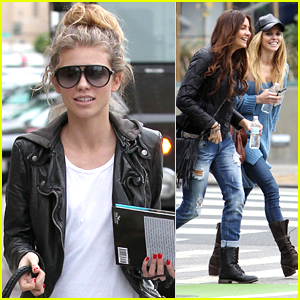 AnnaLynne McCord Re-Teams With Ex Dominic Purcell For 'Isolation'
