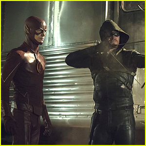 The Flash & Arrow Crossover Continues Tonight!