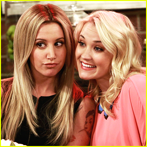 Ashley Tisdale Returns as Logan Rawlings on 'Young & Hungry' Season 2!