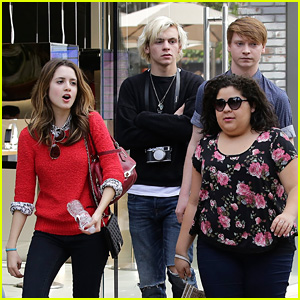 from Patrick did austin and ally start dating