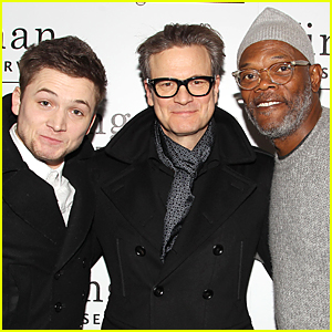 Taron Egerton Gets Initiated In 'Kingsman' Red Band Trailer - Watch Now!