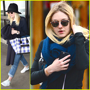 Dakota Fanning Has No Idea What To Do For Her 21st Birthday