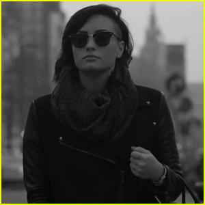 Demi Lovato Brings the Emotion Out for New 'Nightingale' Music Video - Watch Now!