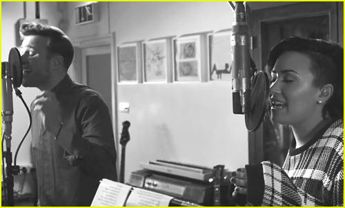 Olly Murs & Demi Lovato's 'Up' Gets Even Better In New Acoustic Version - Watch Here!