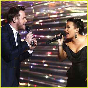 Olly Murs & Demi Lovato Go 'Up' on 'X Factor UK' Final - Watch Now!