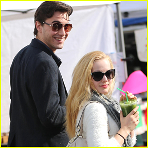 Dove Cameron & Ryan McCarten are Farmer's Market Sweeties After 'Descendants' Teaser Trailer Drops