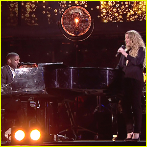 Ella Henderson & Labrinth Deliver An Explosive 'Ghost' & 'Jealous' Mashup at BBC Music Awards