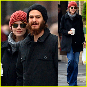 Emma Stone & Andrew Garfield Continue to Be the Cutest Couple!