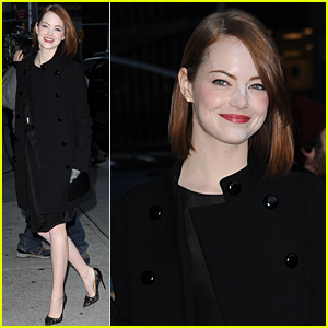 Emma Stone Says Auditioning for Pilots Can Lead to 'Humiliating Experiences'