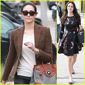 Emmy Rossum Gives Us a Chance to Attend 'Shameless' Premiere Party