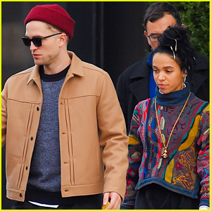 Robert Pattinson is the Man FKA twigs Loves!
