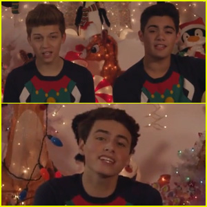 Forever in Your Mind Let it Snow in New 'Naughty List' Music Video - Watch Now!