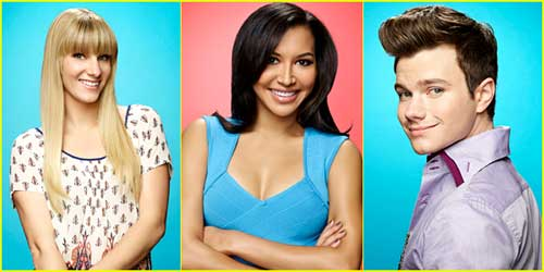 Naya Rivera & Heather Morris: New 'Glee' Season Six Promo Pics Are Here!