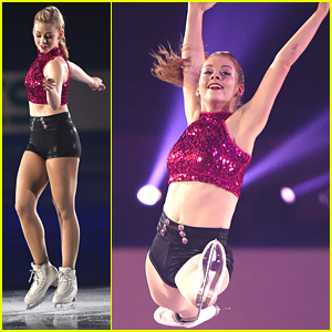 Gracie Gold Is Ready For The Grand Prix Finals In Barcelona