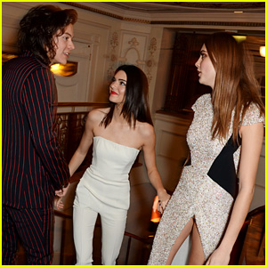 Did Harry Styles Flirt With Ex Kendall Jenner at the British Fashion Awards?