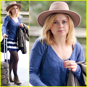 iZombie's Rose McIver Heads Home for Holiday Break After Filming in Canada