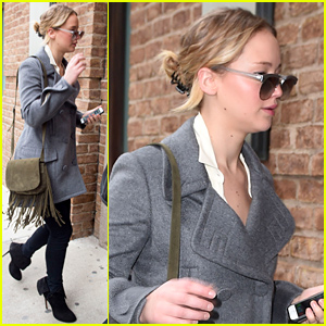 Jennifer Lawrence Is The Most Googled Person of 2014