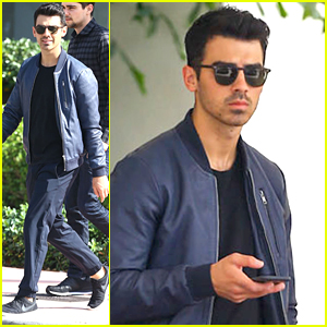 Joe Jonas Laughs Off 'Joseph' Topping the Worst Behaved Boys Names List