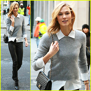 Karlie Kloss Talks Taylor Swift's Cooking - Watch Now!