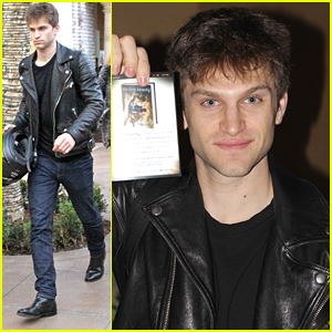 Keegan Allen Knows Who 'A' Is & It's Mind-Blowing