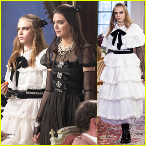 Cara Delevingne & Kendall Jenner Skipped the VS Show for This One!