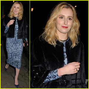 Laura Carmichael & Cast of 'Downton Abbey' Can't Tweet on Set
