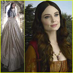Mallory Jansen's New Show 'Galavant' Premieres on January 4th - See The Pics!