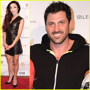 Meryl Davis 'Sways' With Maksim Chmerkovskiy Once Again - See The Show Pics!