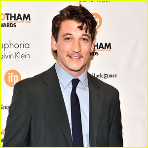 Miles Teller Nominated for Best Actor at the Gotham Awards - Did He Win?