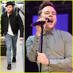 Olly Murs Announces Two New Dates For Upcoming Never Been Better Tour