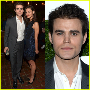 Paul Wesley Has a Date Night with Phoebe Tonkin!