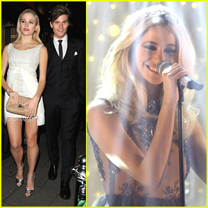 Pixie Lott Is Dancing 5 Hours A Day & Oliver Cheshire Doesn't Know How She Does It