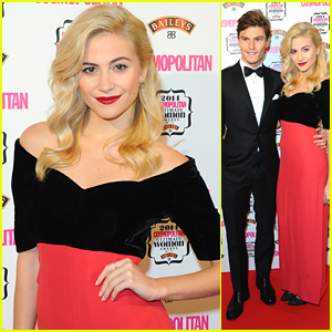 Pixie Lott & Oliver Cheshire Are The Couple To Watch at Cosmopolitan Ultimate Women of the Year Awards