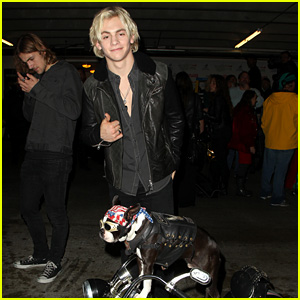 Ross Lynch Admits to Totally Fangirling Over...Who?!
