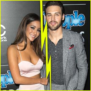 Step Up All In's Ryan Guzman Splits With Melanie Iglesias