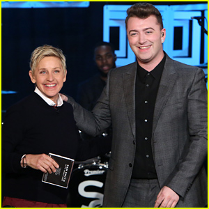 Sam Smith Talks About His Sexuality on 'Ellen'